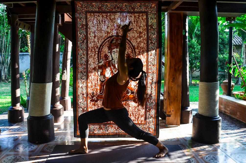 Yoga in Thailandia - Guerriero Spirituale