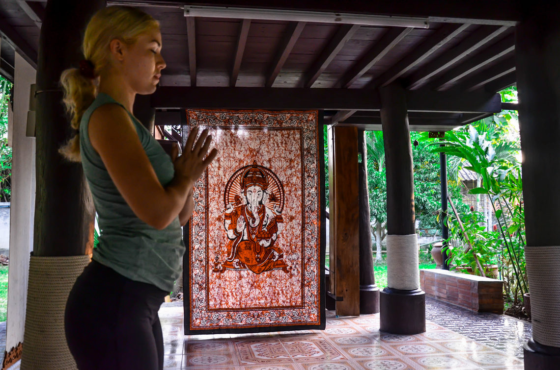 Yoga in Thailandia