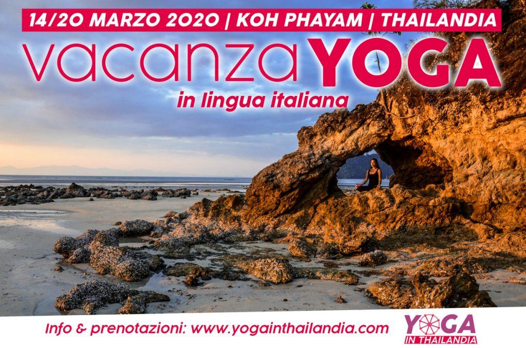 Koh Phayam - vacanza yoga