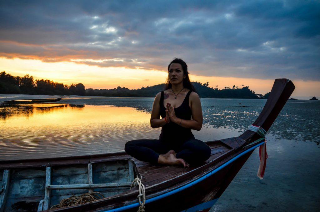 koh phayam _ yoga